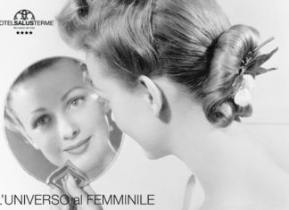donna protagonista Hotel Salus Terme