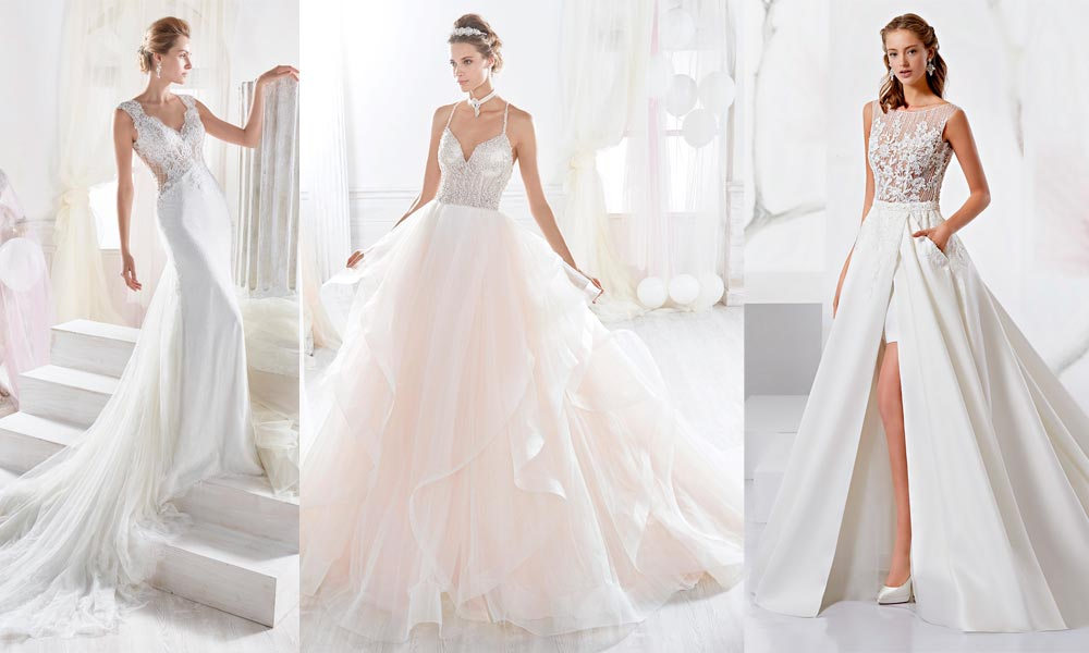 d8a99928c8ce Come scegliere l abito da sposa adatto al proprio fisico   - Mondo Moda