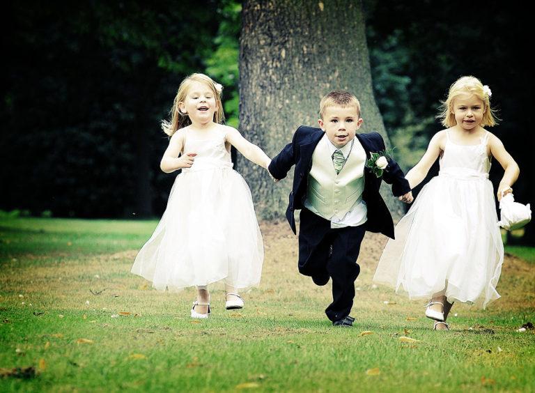 Damigelle e paggetti per un matrimonio speciale? Segui i nostri consigli