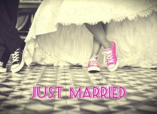 sposare con le sneakers
