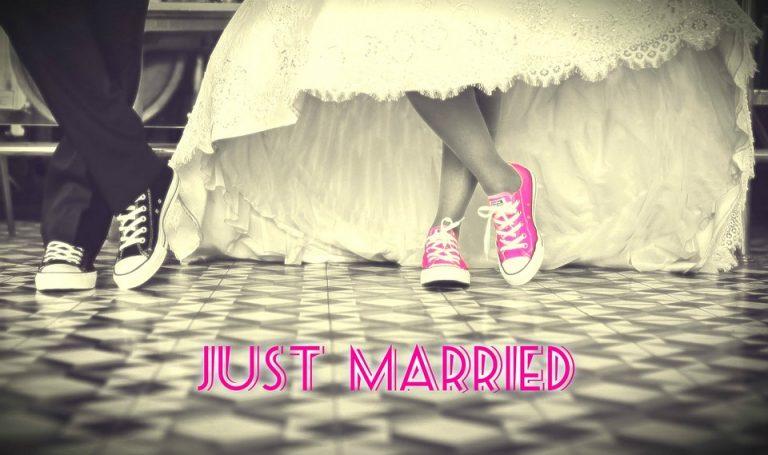 Sposare con le sneakers? Ora si può! Scopri l'ultima tendenza