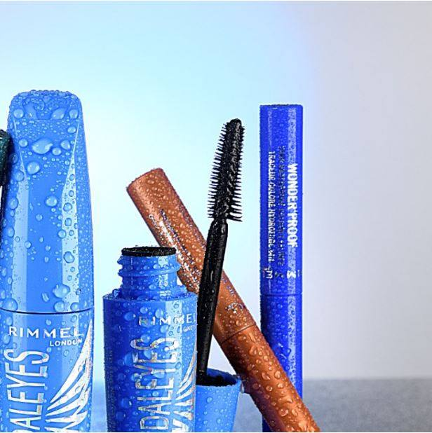 mascara waterproof Rimmel