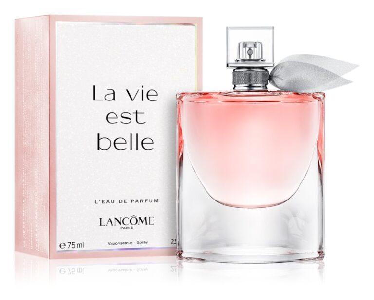 La Vie Est Belle: un profumo di classe da Lancôme